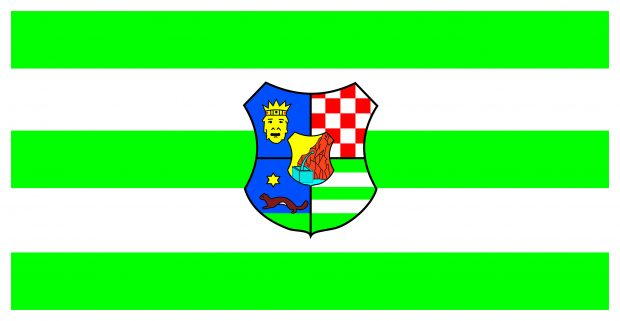 Zastava Zagrebacke zupanije